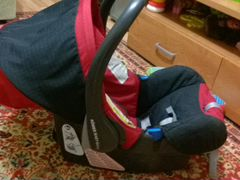 Britax Rmer Baby-Safe Plus