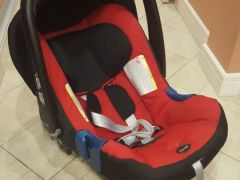 Автокресло Romer Baby Safe plus shr 2