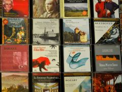 CD - Classical Music - американские диски