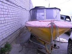 продажа моторных лодок бу в кировской области на авито