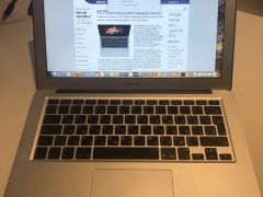 Apple MacBook Air 13 / 2.13/4Gb/256Gb SSD