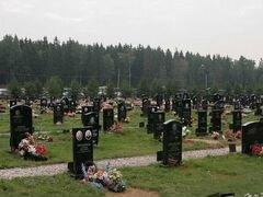 Уборка мест захоронений, благоустройство могил