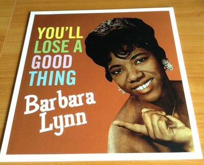 Barbara Lynn You'll Lose a Good Thing винил объявление продам