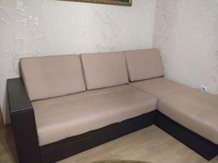 Угловой диван объявление продам