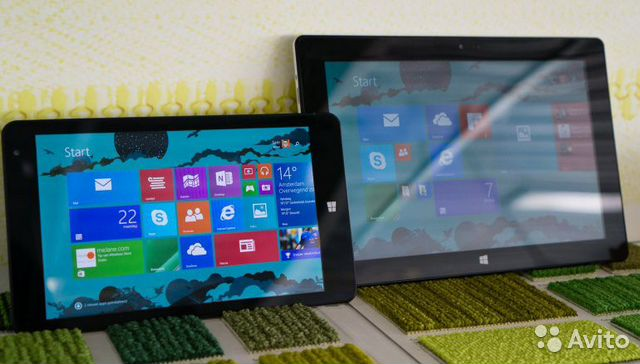 "10.1"" Point of View Mobii WinTab 1000W на Win8.1— фотография №1"