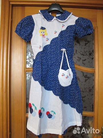 Платья для девочек ссср