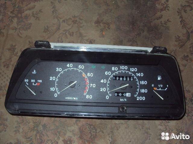 Фото №44 - приборная панель на ВАЗ 2110