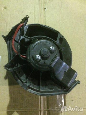 Мотор печки Ауди А6 4F0820020A— фотография №1