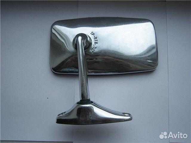 Зеркала хром на ваз 2101