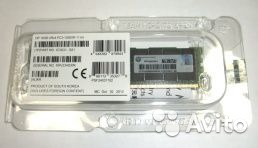 Память HP 16GB 2Rx4 PC3-12800R-11 Kit 672631-B21— фотография №1