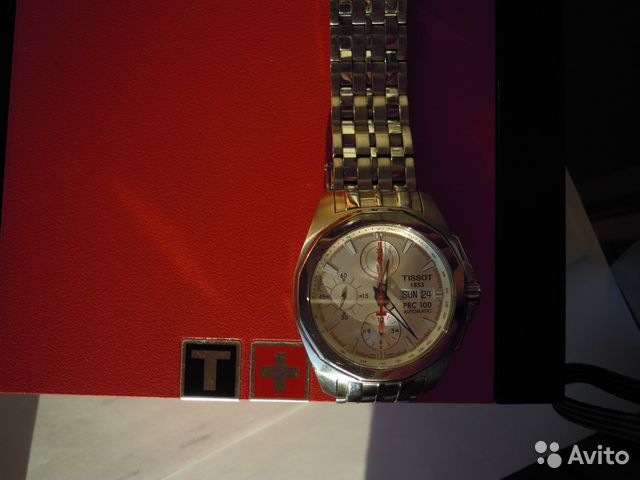 Швейцарские часы TISSOT КОЛЛЕКЦИЯ T-SPORT PRC200