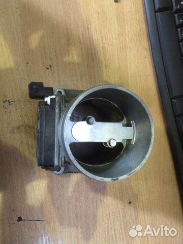 Расходомер воздуха Ауди 1.8 - 2.0 037906461B— фотография №1