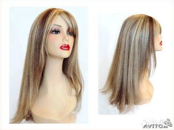 Парик из натуральных волос спб