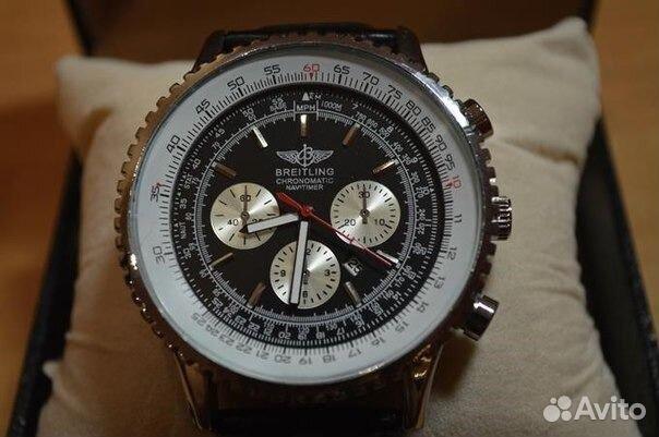 Швейцарские часы: Часы брайтлинг оригинальные