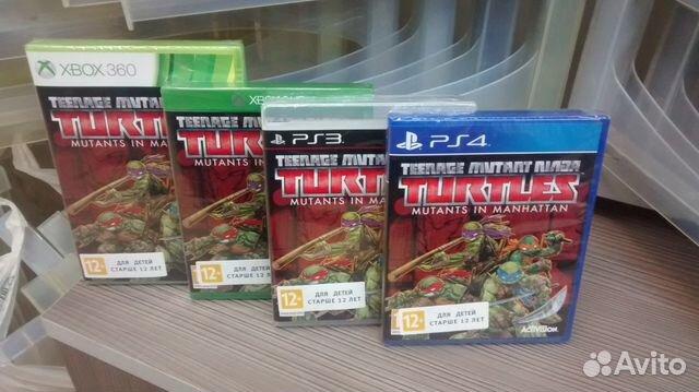 turtles mutants in manhattan ps3