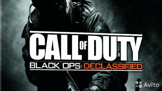 Call of Duty Black Ops Declassified PS vita— фотография №1