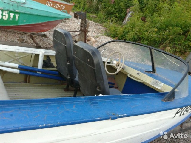 моторных лодок казань бу
