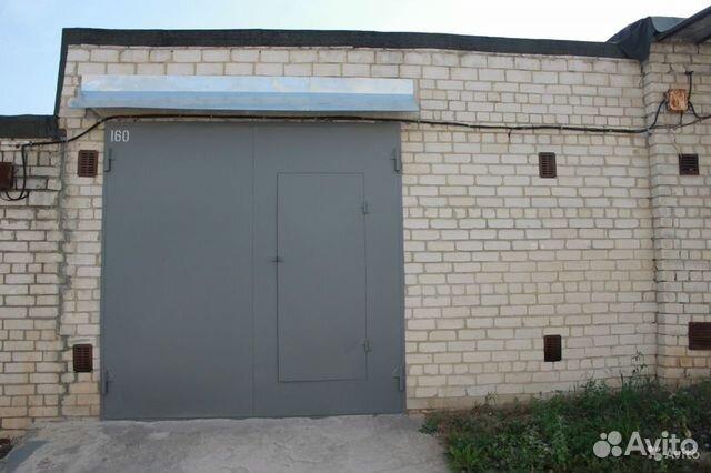 гаражные ворота губкин заказать