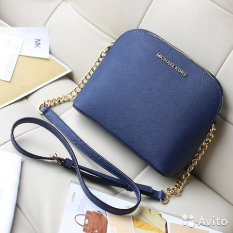 Furla Bag Black Leather