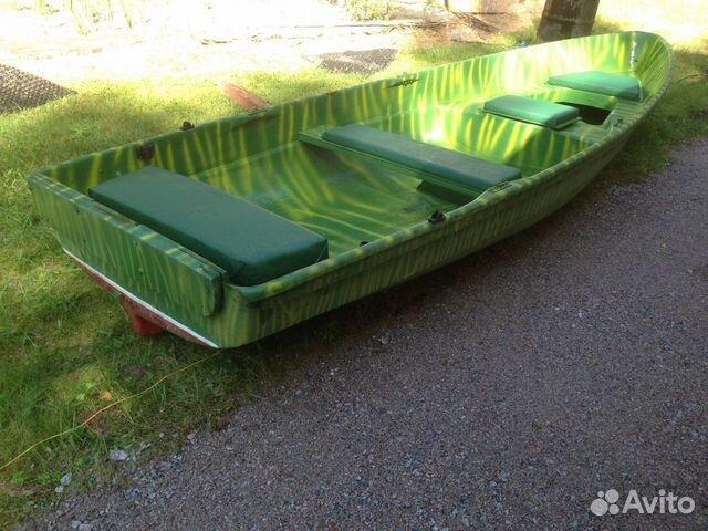 транец лодки пелла