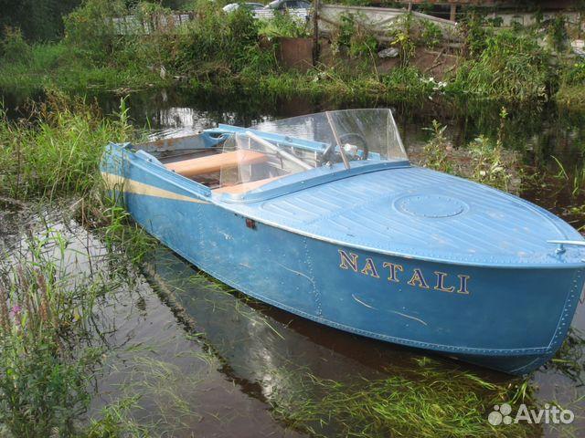 лодки казанка обь продажа самарская область