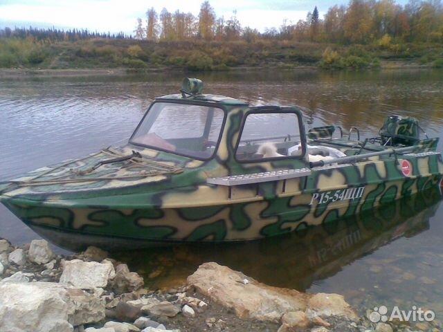купить моторную лодку бу в коми