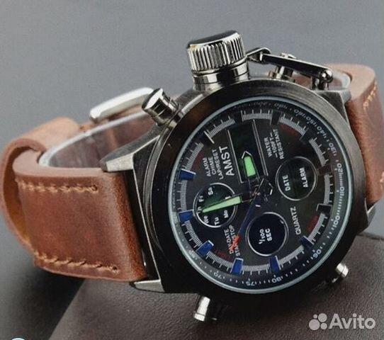 Кварцевые часы amst 3003 b купить в Новосибирской области на avito IC16