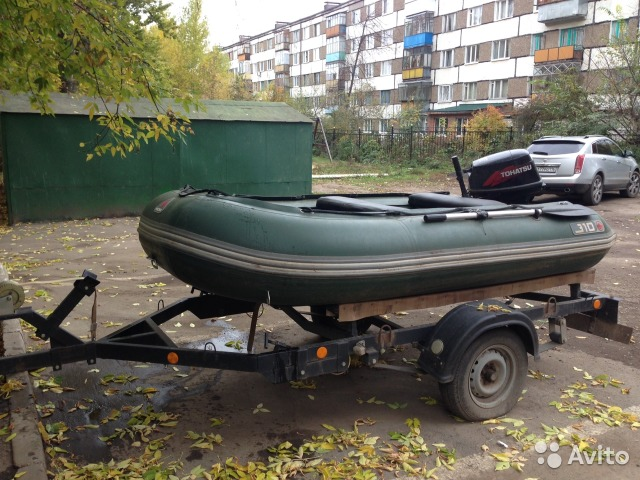 лодки пвх в казани юкона