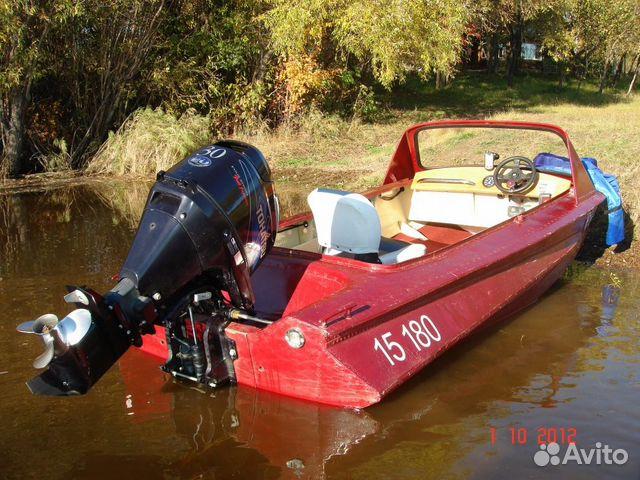 моторная лодка обянка