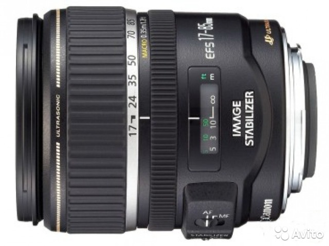 Canon EF-S 17-85mm f/4-5.6 IS USM— фотография №1