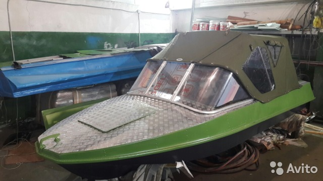 покраска и ремонт пластиковых лодок