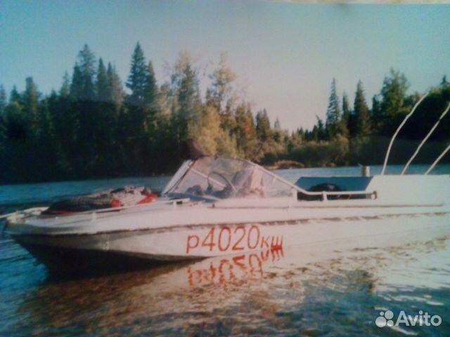 моторная лодка обь купить в красноярске