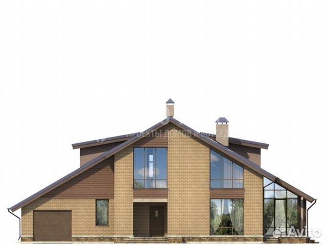 Продаю проект двухэтажного дома 89990771130 купить 1
