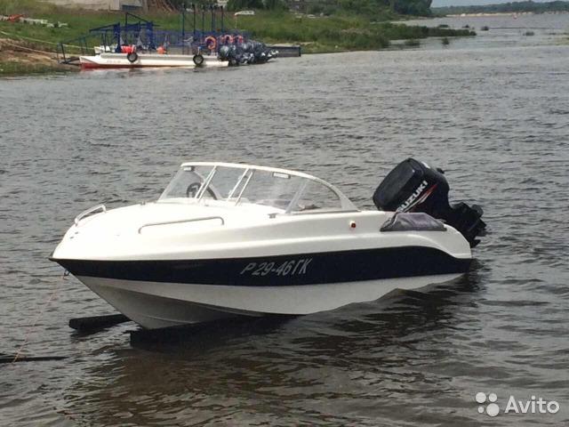 купить лодку неман 450 на авито