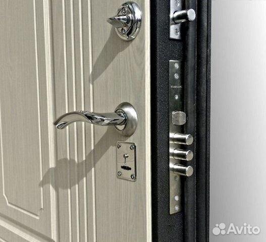 установка входных металлических дверей в коломне