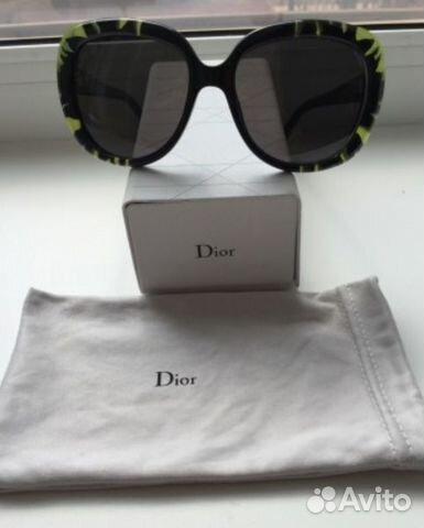 Продам очки солнцезащитные Christian Dior   Festima.Ru - Мониторинг ... 5b89ba33406