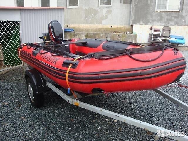 спиннинглайн лодки бу купить на авито