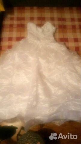 Продам свадебное платье купить 1