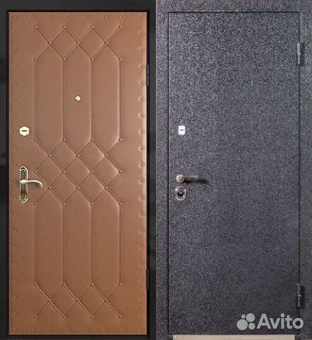 установить вторую входную дверь эконом класс