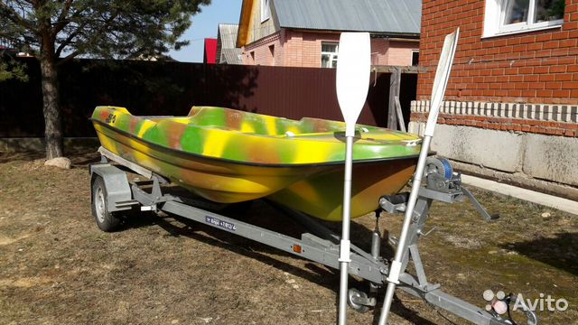купить лодку ниссамаран с мотором