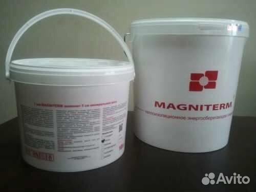 Жидкая теплоизоляция магнитерм антиконденсат фасадная мастика купить