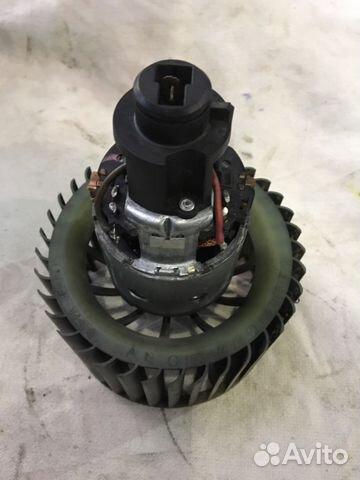 Мотор печки отопитель салона Ауди 100 С4 А6 С4 ори— фотография №1