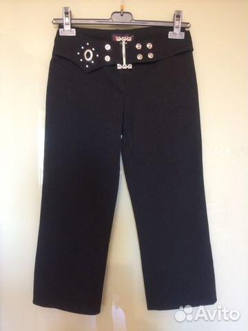014e89d5148 Утепленные укороченные брюки на девушку