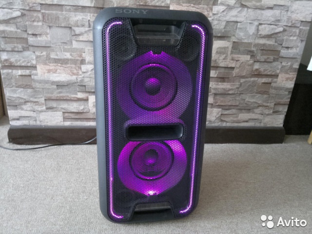 Музыкальный центр sony GTK-XB7 Black купить в Брянской области на ... 6e87a275e3a