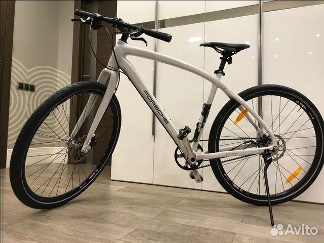 велосипед porsche bike s