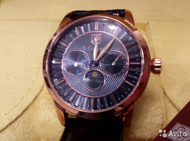 9ce04451 Швейцарские часы мужские фирмы Titoni . Винтаж   Festima.Ru ...
