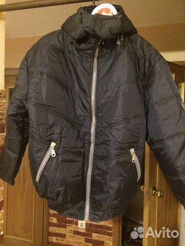 64ace9d6070c0 Куртка новая утеплённая 48 размер на рост 155-165 купить в Санкт ...