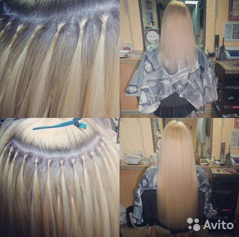 Наращивание волос 89231431771 купить 5