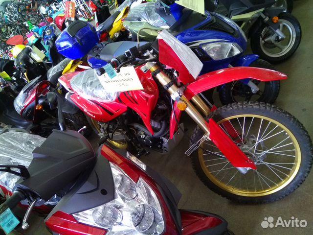 Кроссовый Мотоцикл 200 88469572396 купить 1