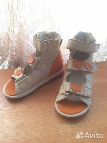 Ортопедические сандалии и стельки  0771bbc1e4016